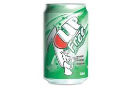 Pepsi Cola Diet 7 Up (330ml) Soft Drink (Pack 24 Cans)