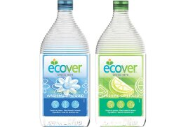 Ecover (950ml) Washing Up Liquid (Pack of 2)