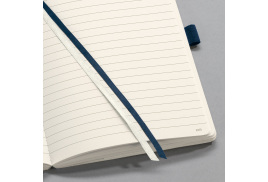 Sigel (A4) Conceptum Notebook Soft Cover 80gsm Ruled and Numbered 194 Pages (Midnight Blue)
