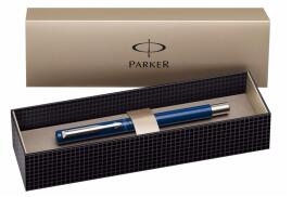 Parker Vector Medium Tip Fountain Pen (Blue)