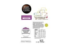 Nescafe Dolce Gusto Chococino Caramel (3 x Packs Making 24 Drinks)
