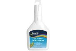 Bostik (100ml) Art and Craft White Glue