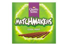 Nestle Quality Street Matchmakers (120g) Chocolate Sticks (Cool Mint)