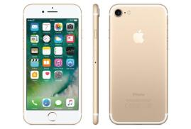 Apple iPhone 7 (4.7 inch) 128GB 12MP Mobile Phone (Gold)