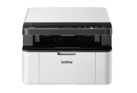 Brother DCP-1610W (A4) All-in-One Wireless Network Ready Mono Laser Printer (Print/Copy/Scan) 32MB 20ppm (Mono)