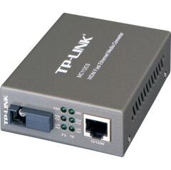 TP-Link MC112CS WDM Fast Ethernet Media Converter (SC, Single-mode) Image