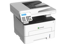 Lexmark GO Line MB2236adw (A4) Mono Laser Wireless Multifunction Printer (Print/Copy/Scan/Fax) 512MB 2-line Mono LCD 34ppm 30,000 (MDC)