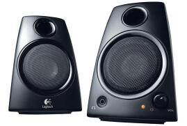 Logitech Z130 Compact Speakers (Black) - UK