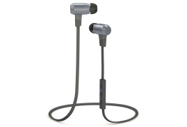 Optoma NuForce BE6 Bluetooth Earphones (Grey)