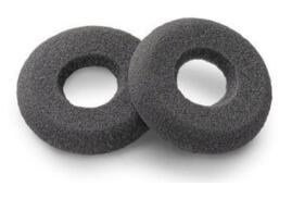 Plantronics Foam Doughnut Ear Cushion (1 x Pack of 2) for Plantronics Encore and Supra Headsets