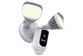Swann 1080p Floodlight Security Camera (White/Black)