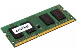 Crucial 8GB Memory Module PC3-12800 1600MHz DDR3 Unbuffered Non-ECC CL11 204-pin SODIMM