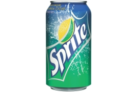 Sprite (330ml) Lemon and Lime Flavoured Soft Drink (Pack of 24)