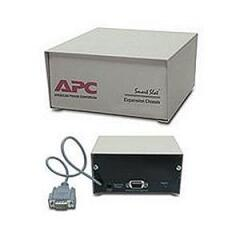 APC SmartSlot Expansion Chassis uninterruptible power supply (UPS) Image