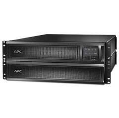 APC Smart-UPS X 3000VA 2700W 230V Rack/Tower LCD With Network Card Image