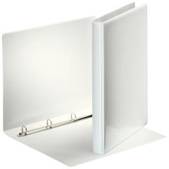 Esselte Presentation 4 Binder 15 A4 (White) Image