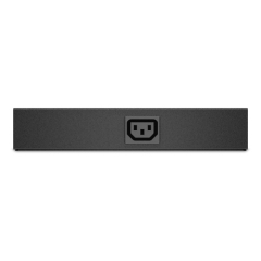 APC AP6015A power distribution unit (PDU) 8 AC outlet(s) 0U/1U Black Image