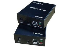 DrayTek HVE290-K HDMI-over-IP Converter (Sender and Receiver)
