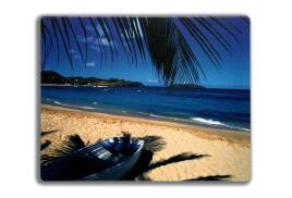 Fellowes Natural Collection Mouse Mat (Beach Shore)