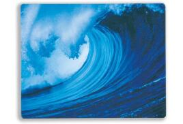 Fellowes Natural Collection Mouse Pad (Waves)