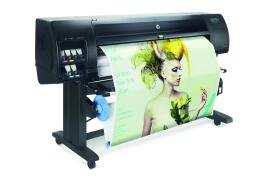 HP DesignJet Z6610 (60 inch) Colour Inkjet Production Printer