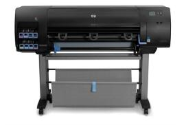 HP DesignJet Z6200 (42 inch) Photo Inkjet Printer Gigabit Ethernet 32GB, 160GB HDD HP Vivid Photo Inks