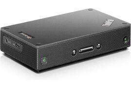 Lenovo ThinkPad Stack Portable Bluetooth Speaker (Black)