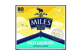 Miles 80 West Country Original Blend Tea Bags
