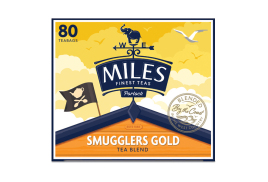 Miles 80 Smugglers Gold Tea Bags
