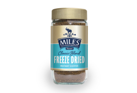 Miles 100g Freeze-Dried Instant Coffee