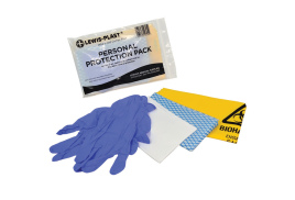 Lewis-Plast Personal Protection Pack - 4 for 3 Offer