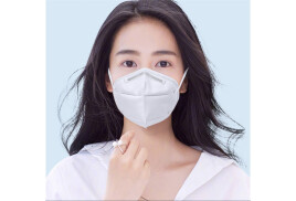 White Breathable Face Mask (N95 Mask) - 4 for 3 Offer