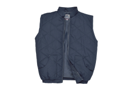 Glasgow Bodywarmer (Colour: Navy, Size: Small)