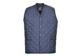Kinross Bodywarmer (Colour: Navy, Size: Medium)