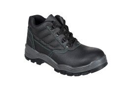Steelite Safety 39/6 S1 (Colour: Black, Size: 39)