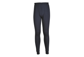 FR Antistatic Leggings (Colour: Navy, Size: Large)