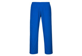 Bakers Trousers (Colour: Royal, Size: Small)