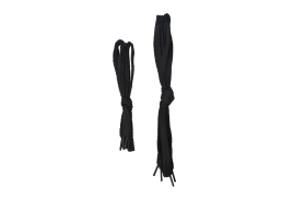 Steelite Laces 150cm (12Pairs) (Colour: Black)