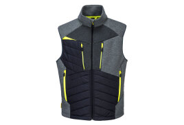 DX4 Gilet (Colour: Metal Grey, Size: Large)
