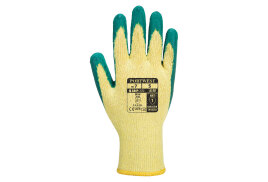 Classic Grip Glove (Colour: Green, Size: Large)