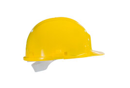 Workbase Safety Helmet (Colour: Yellow)