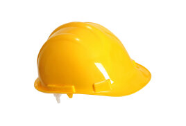 Expertbase Safety Helmet (Colour: Yellow)