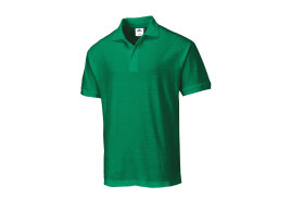 Naples Polo Shirt (Colour: Kelly, Size: Large)