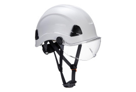 Height Endurance Visor (Colour: Clear)
