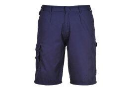 Combat Shorts (Colour: Navy, Size: Large)