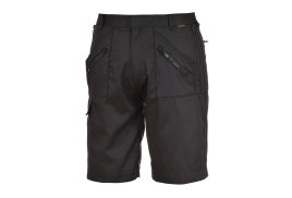 Action Shorts (Colour: Black, Size: XXL)