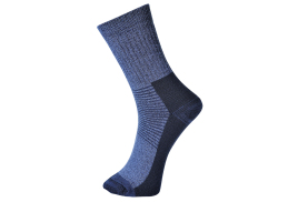 Thermal Sock (Colour: Blue, Size: 44-48)
