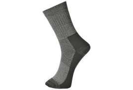 Thermal Sock (Colour: Grey, Size: 39-43)