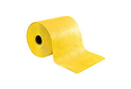 Spill Chemical Roll (Pk2) (Colour: Yellow)