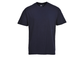 Turin Premium T-Shirt (Colour: Navy, Size: Small)